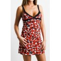 Šaty BABY DOLL DRESS Lady Bugs (217)
