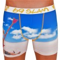 Pánske boxerky FIT Limited Edition - Ouch (121)